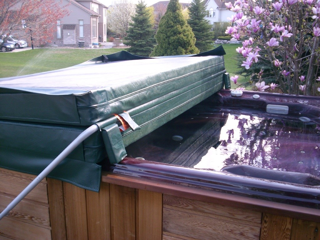 custom hot tub covers for sale make a spa cover. Black Bedroom Furniture Sets. Home Design Ideas