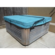 "BASIC: 4"" tapering to 2"" Hot Tub Cover 2.0# (R18-R30)"