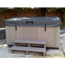 Bullfrog Spas hot tub covers