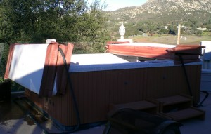 Any Dimension Over 100 inches: Oversize Hot Tub Spa Covers