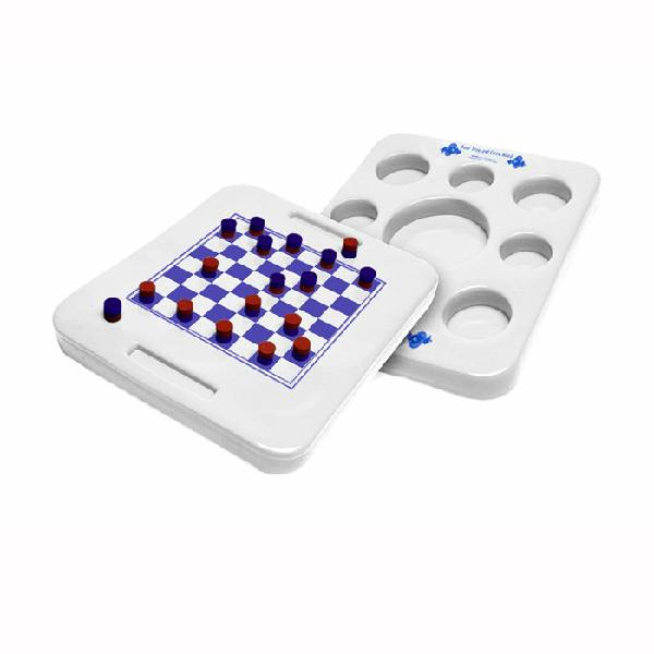 Floating board games