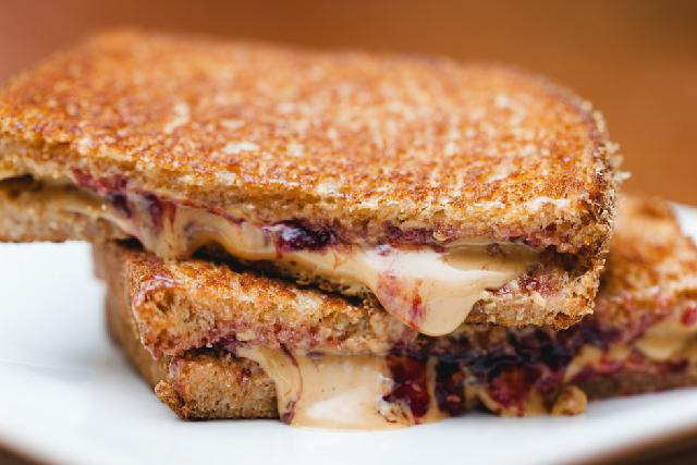Twisted PB & J
