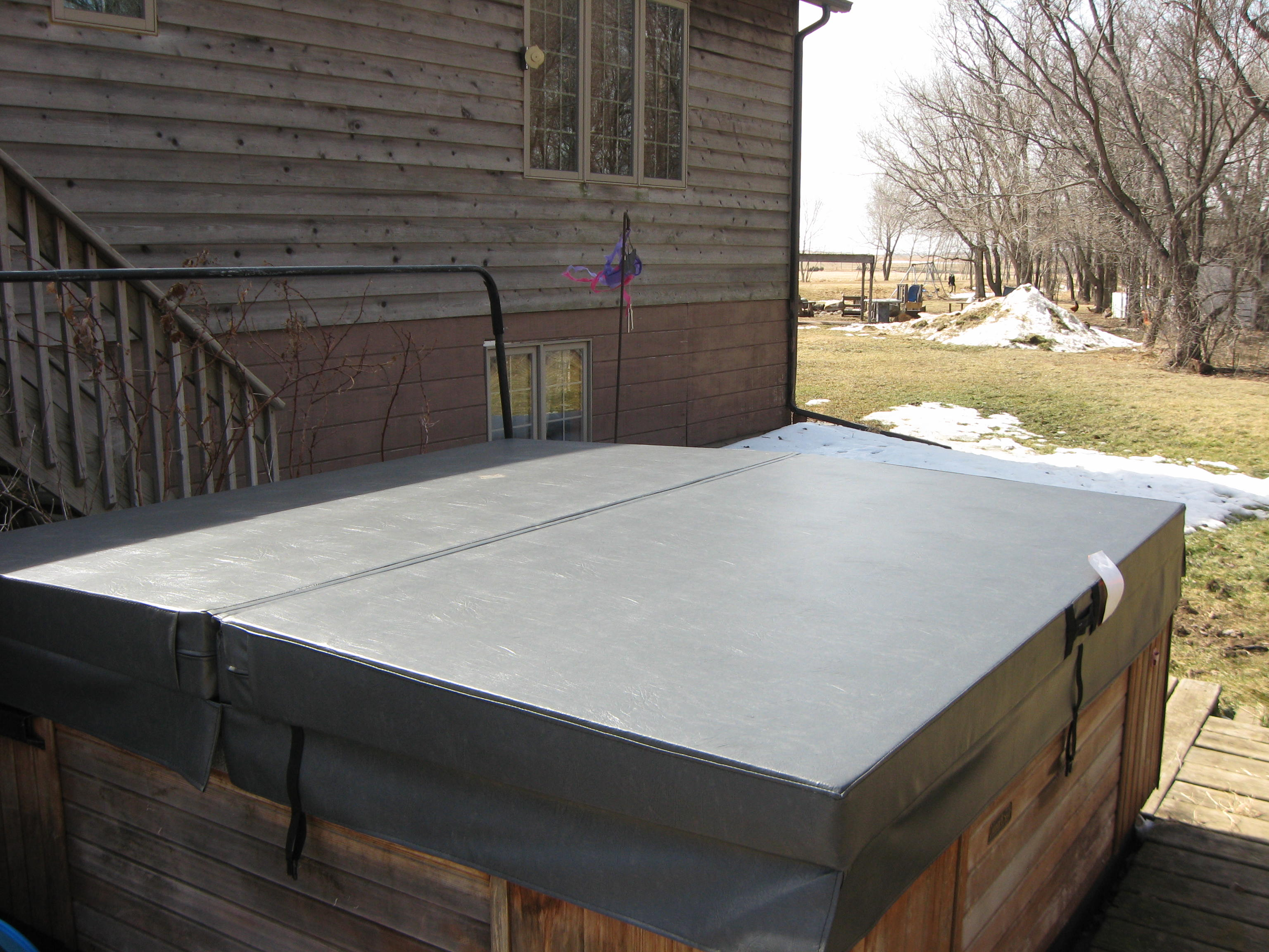 Hot Tub Cover Gallery
