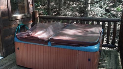 Unable to measure old hot tub covers