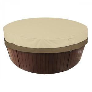 Spa Cap - Round
